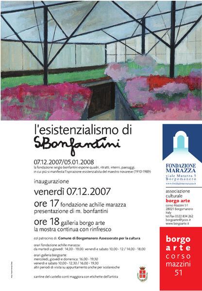 Locandina Bonfantini 2007