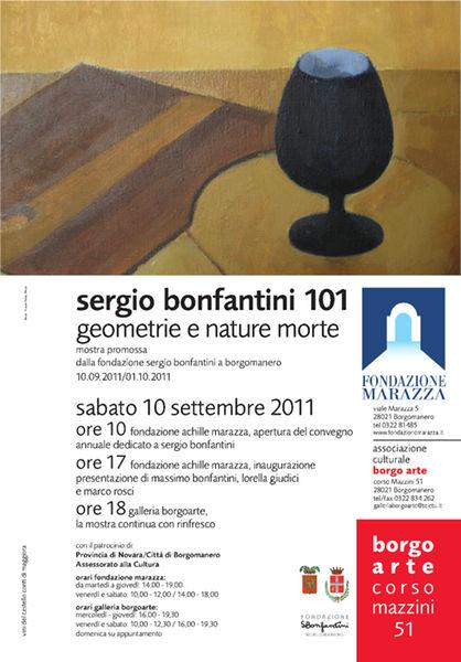 Locandina Bonfantini 101